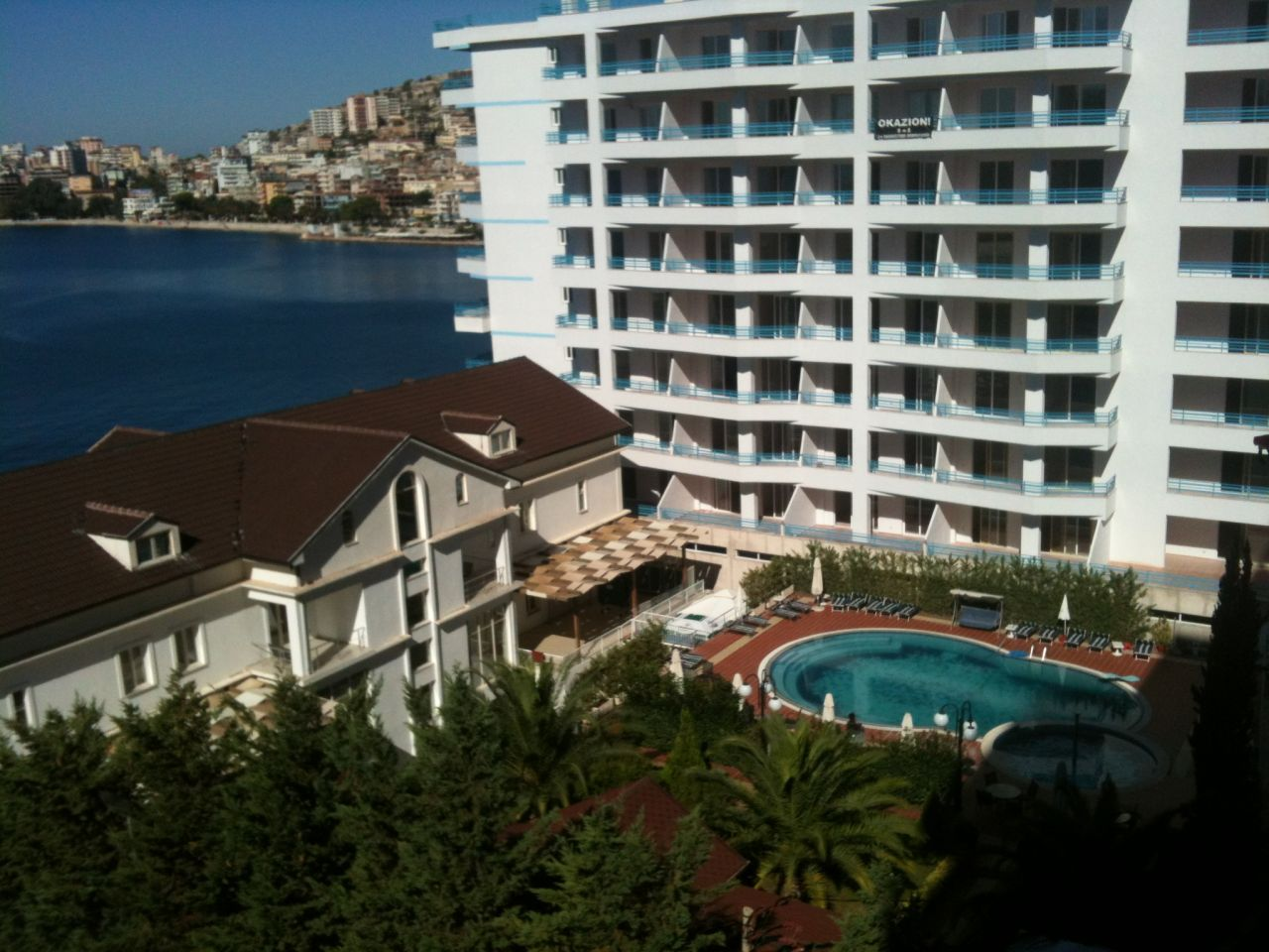 Rent Holiday Apartment in Sarande. Enjoy Vacation in Albania.