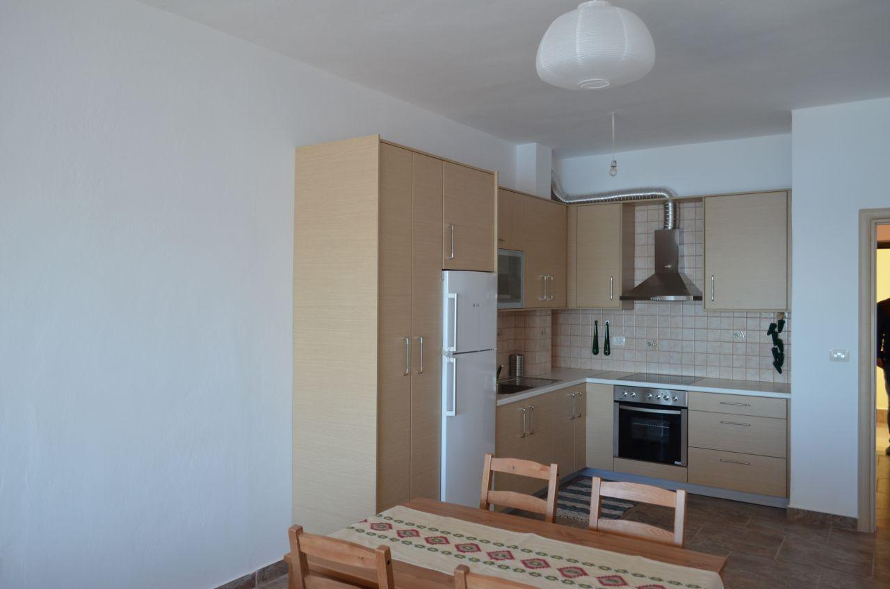 Wynajem wakacyjnego apartamentu w Sarandzie. Wakacje w Albanii