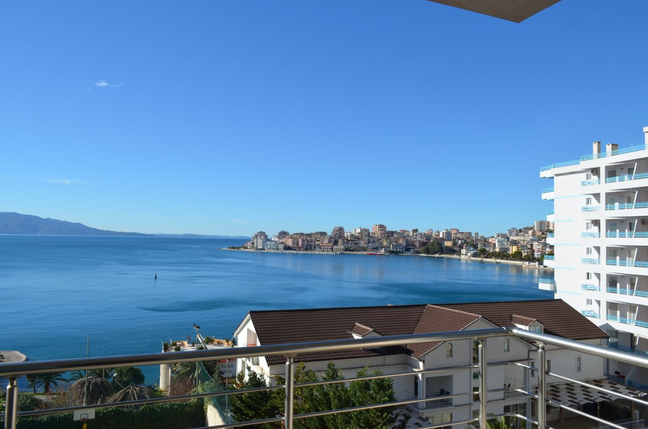 Rent Holiday Apartment in  Saranda. Sea view apartment in Albania.