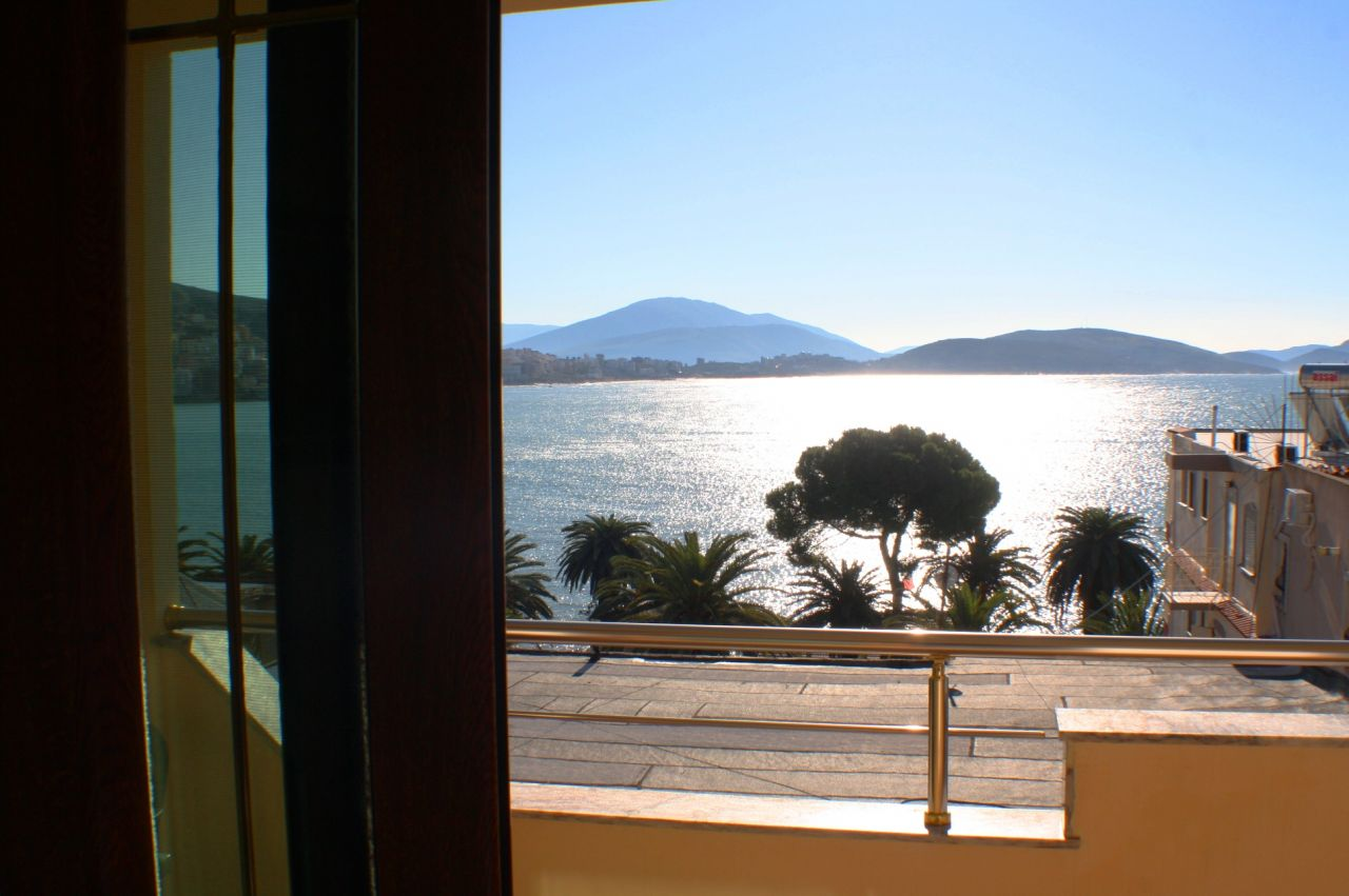 Rent a holiday apartment in Saranda, a city in Albania on the coast of the Ionian sea.