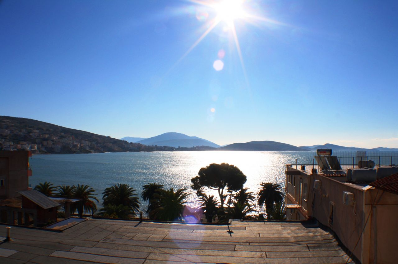 Rent Holiday Apartment in Albania, Saranda.  Apartment for Rent in Saranda, Next to Sea