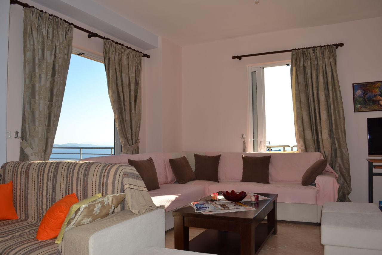 Apartment for rent in Sarande by Albania Property Group, a Real Estate agency in Albania
