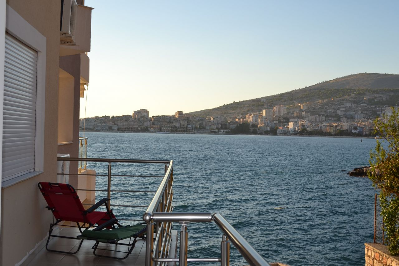 Holiday Apartments in Sarande fro Rent, for summer vacations in Albanian Riviera