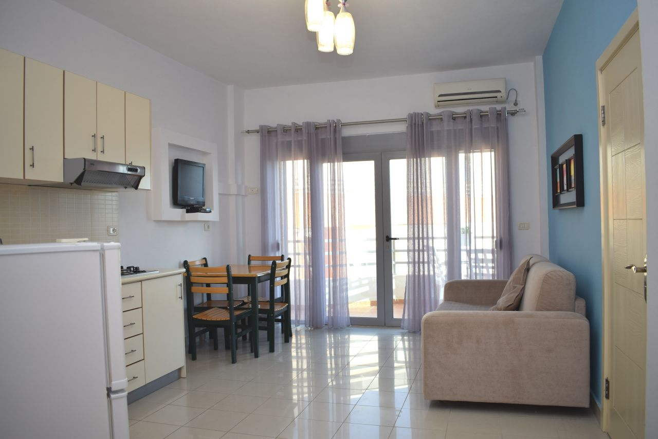 Holiday Apartments for rent in Sarande, Albania