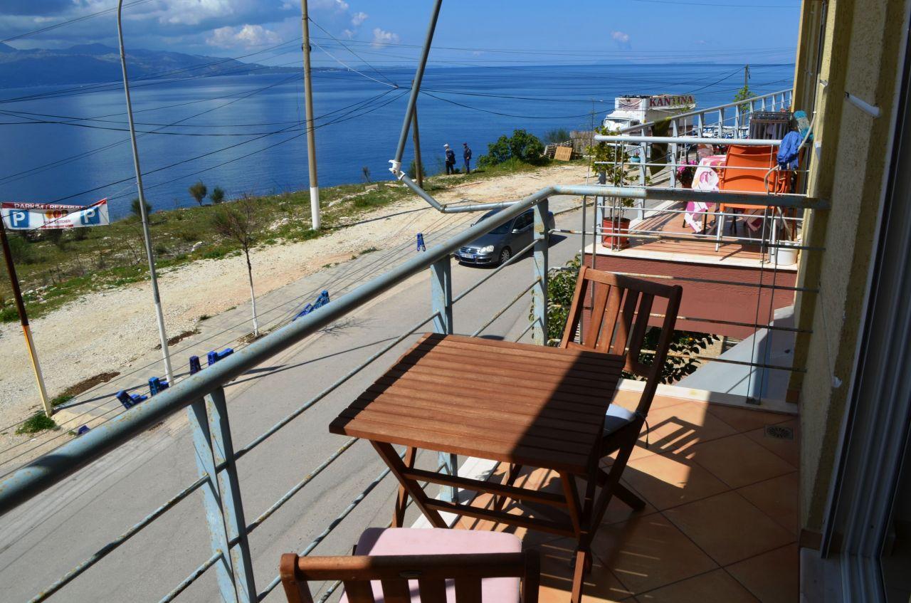 Rent Holiday Apartment Sarande. Vacations in Sarande