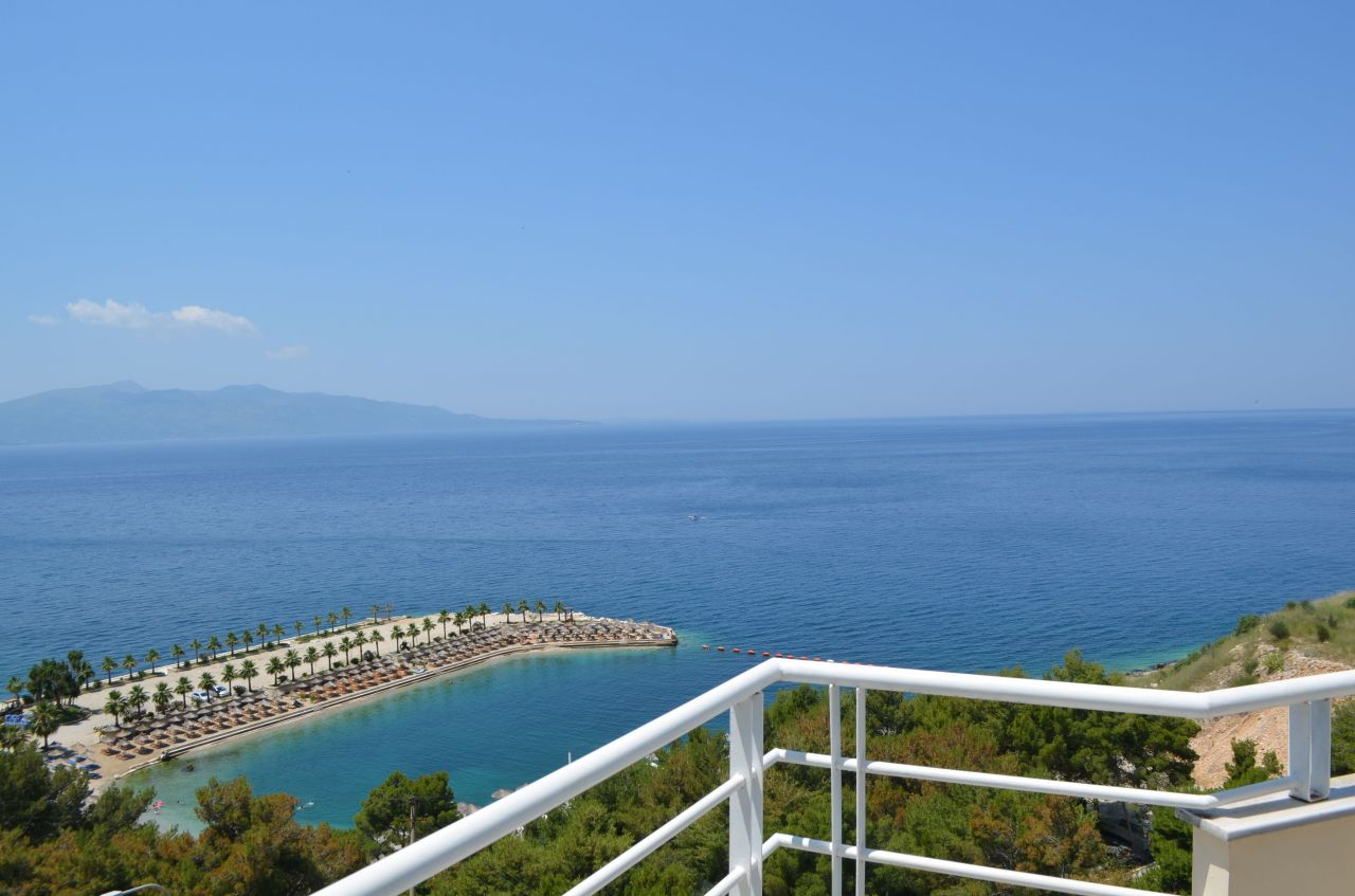 sarande is a very nice small town in the southern part of Albania attracting tourist from all over the world.