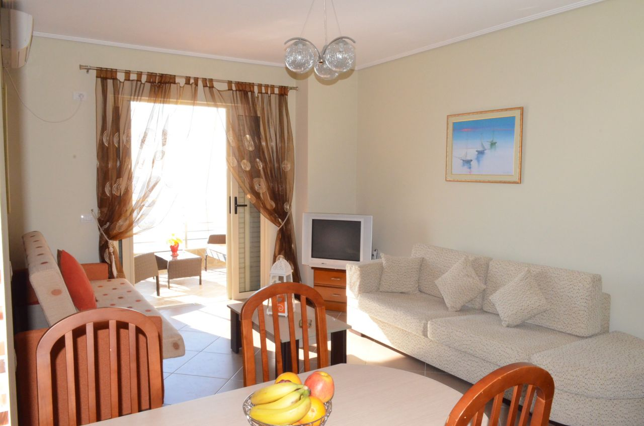 Rent Holiday Apartment in Albania, Saranda.