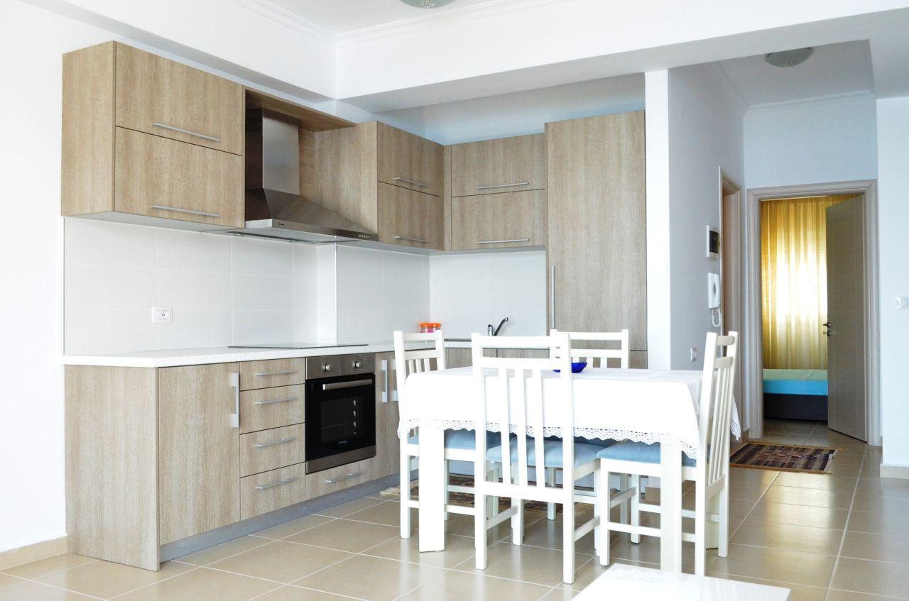 Apartament pushimi ne Sarande. Apartamente me qera ne Shqiperi