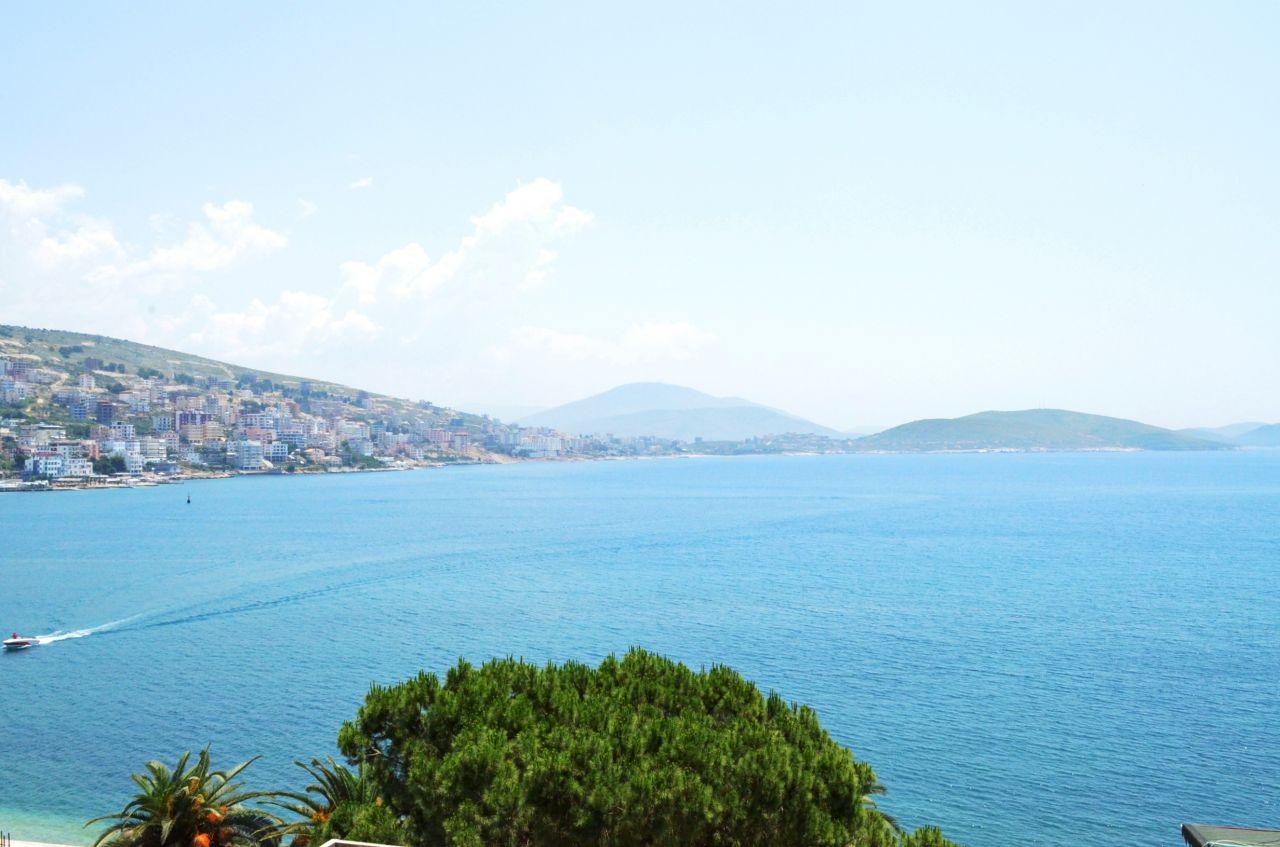 Rent Holiday Apartment in Albania, Saranda.  Apartment for Rent in Saranda