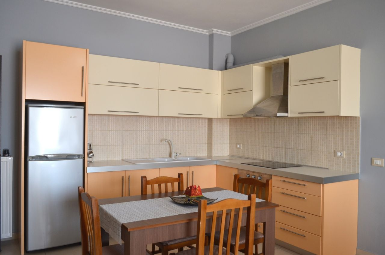 Apartment for vacations in Saranda, in the albanian riviera.