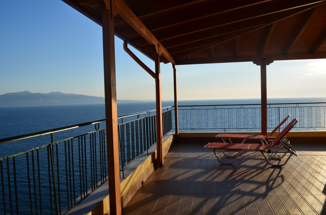Holiday Penthouse in Albania. Rent Penthouse in Sarande