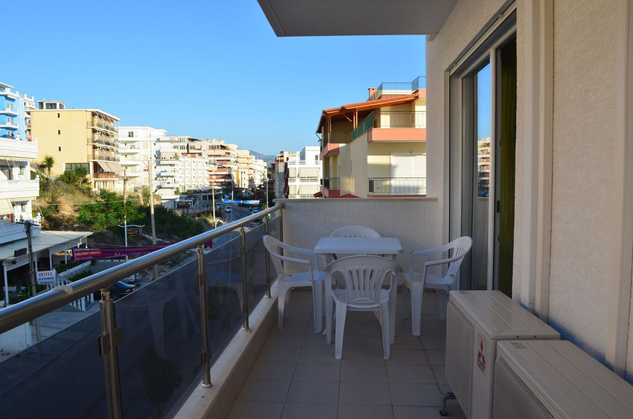 Apartment for Rent for vacations in Saranda for summer holidays in the beach