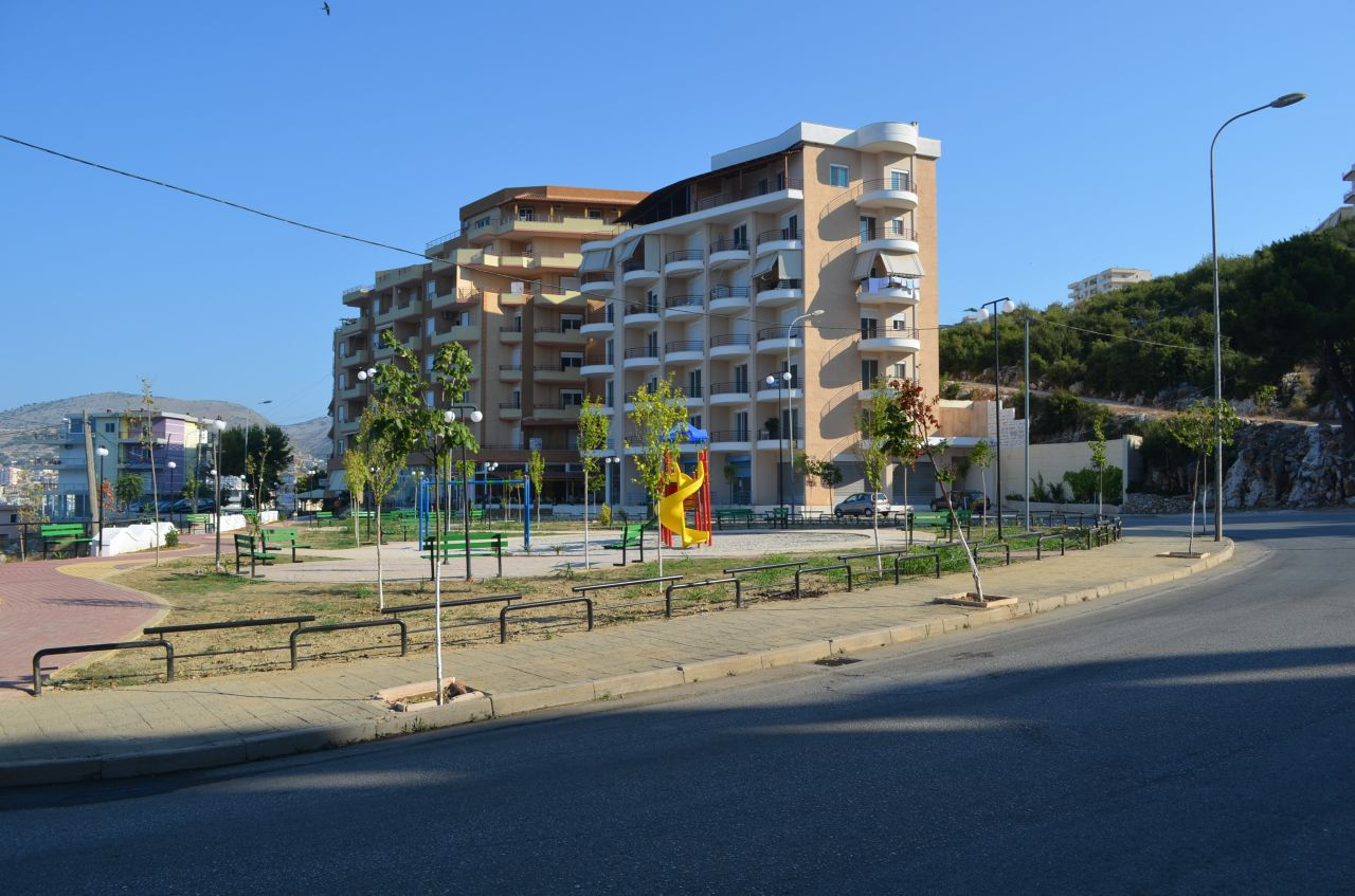 Albania Holiday Apartment in Saranda for Rent