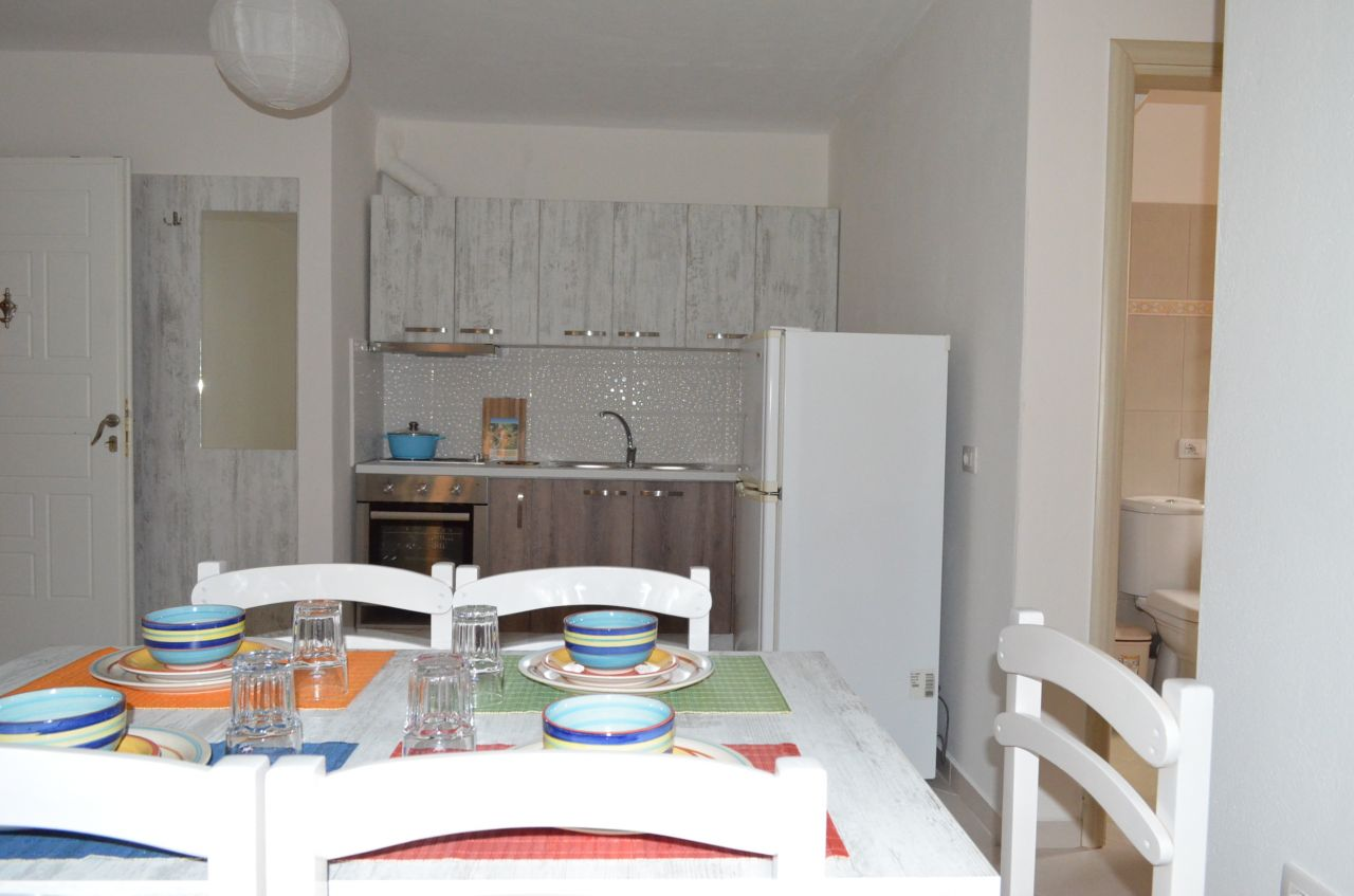 Holiday Home for Rent in Saranda. Sea view apartments in Albania