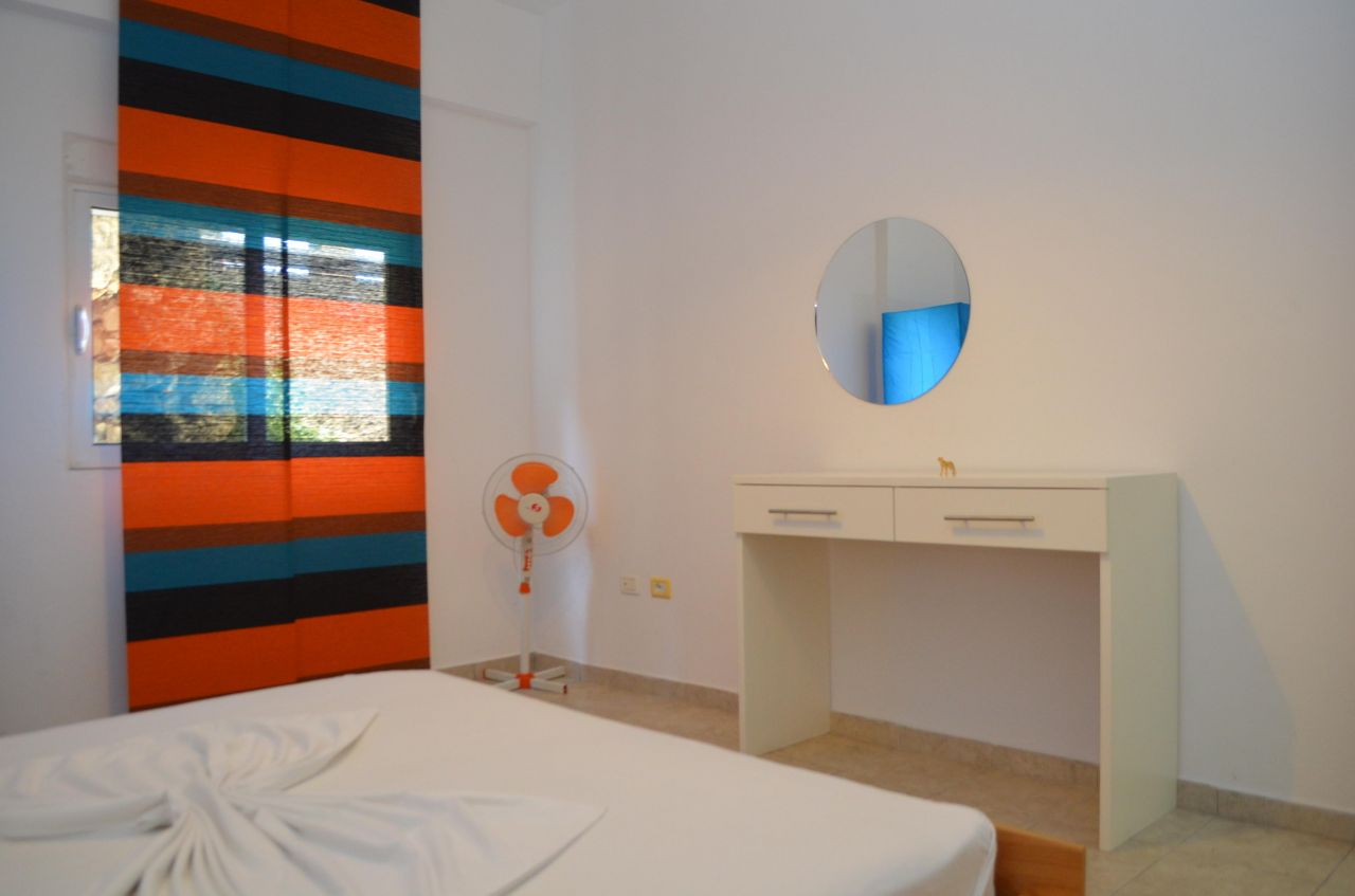 Holiday Rentals in Saranda. Apartment For Rent In Seafront