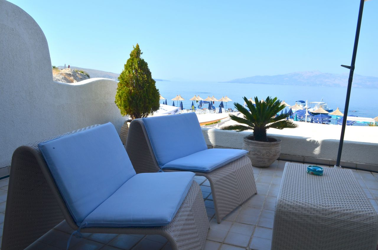 Holiday Villa in Sarande, just next to the beach. Apartment for rent in  Albania