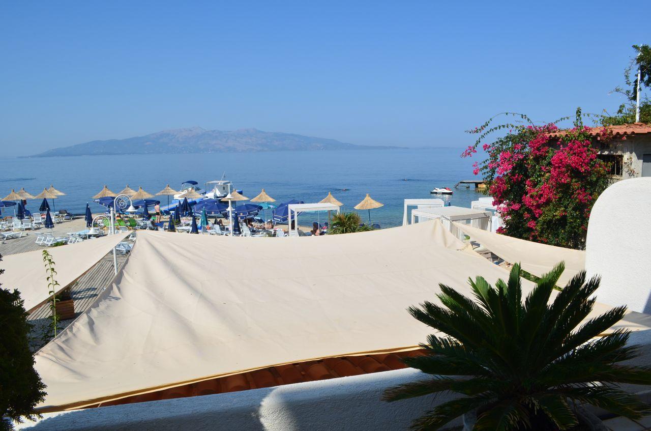 Holiday villa in Albania