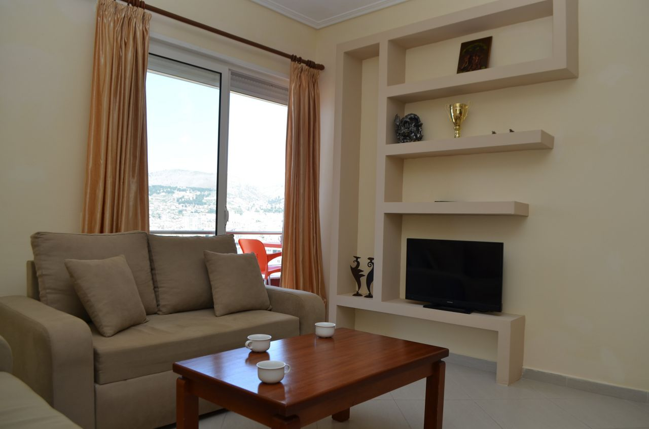 rent apartments in Saranda for wonderful holidays near the sea