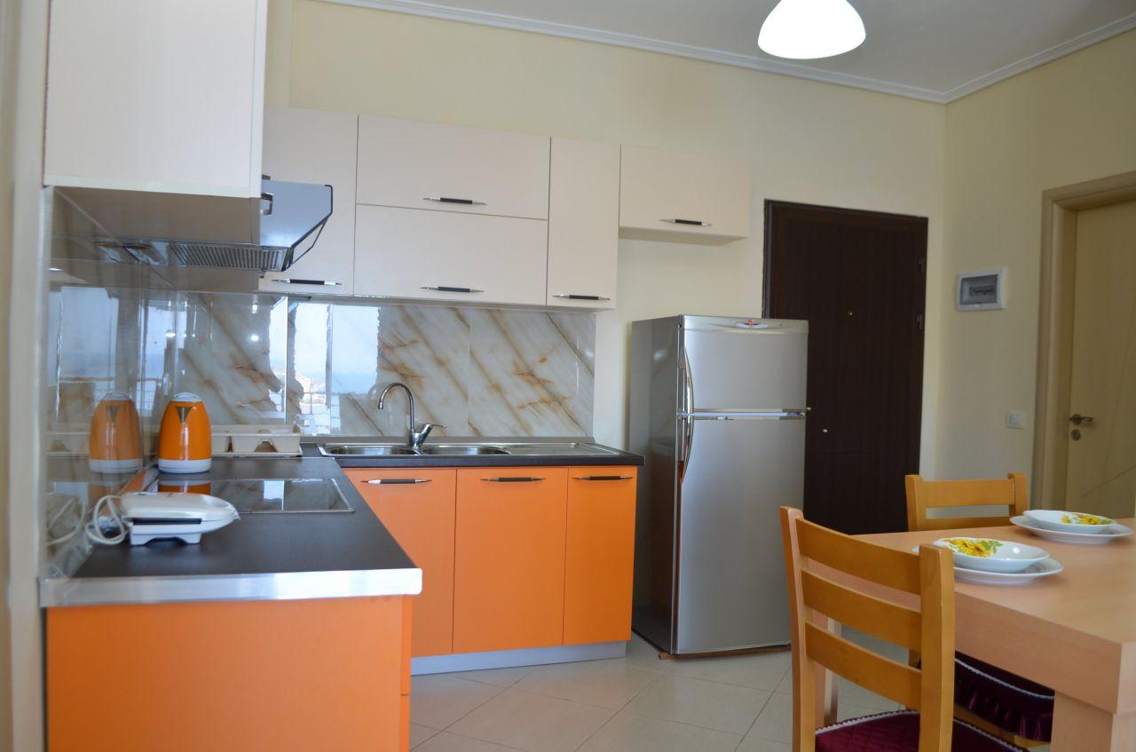 Holiday in Albania. Rent Apartments in Saranda