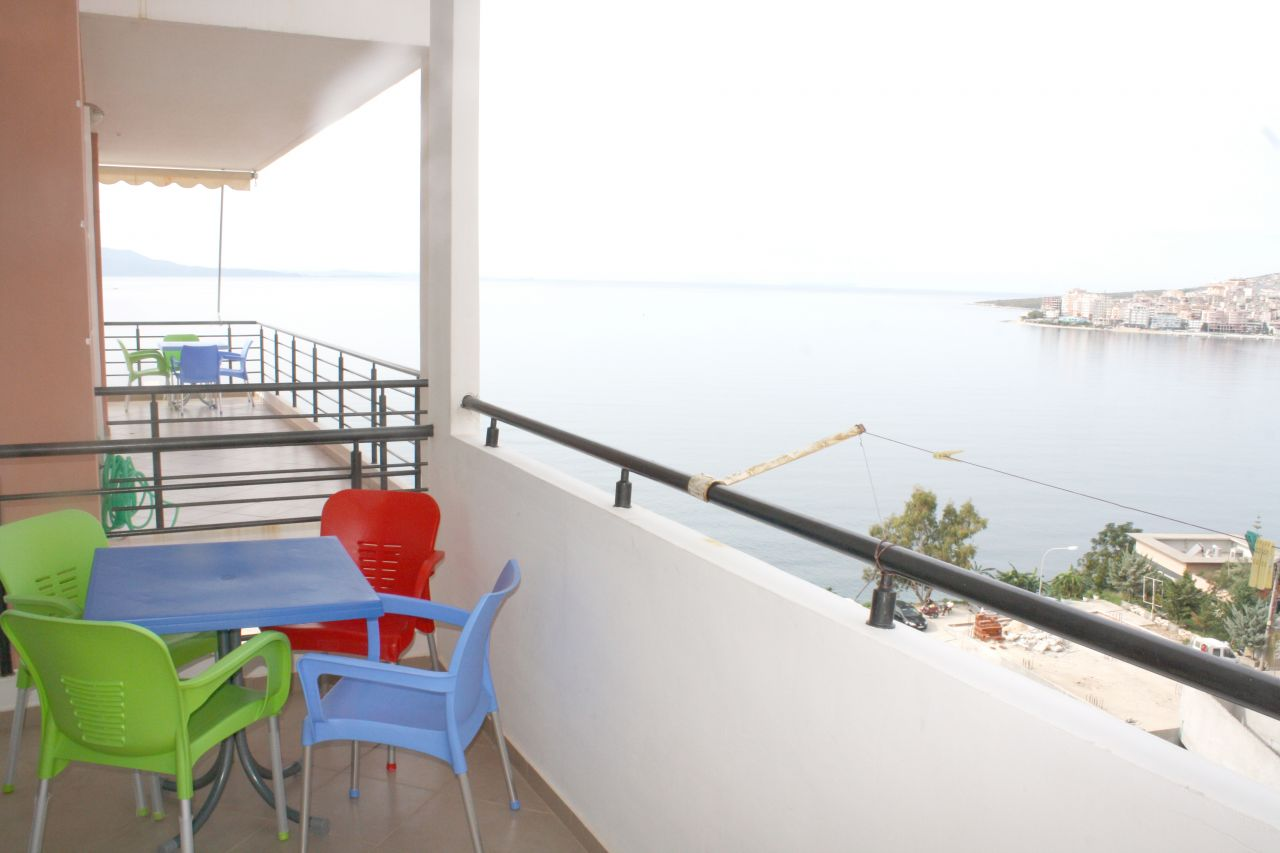 holiday apartment in Saranda. sea view apartments in Albania