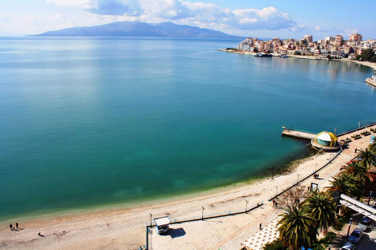 Holiday Apartment for rent in Saranda city, in the south of Albania, located very close to the sea.
