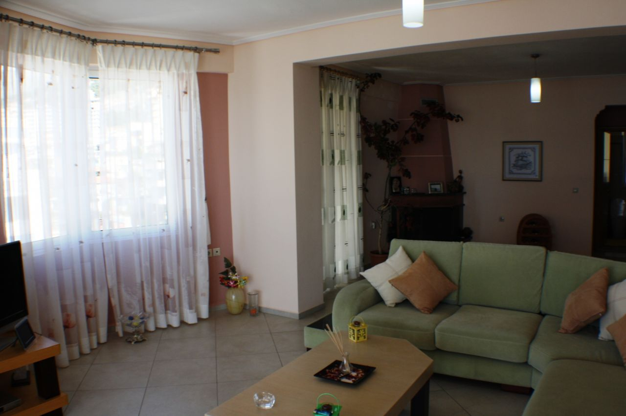 Holiday apartment for rent in Saranda.