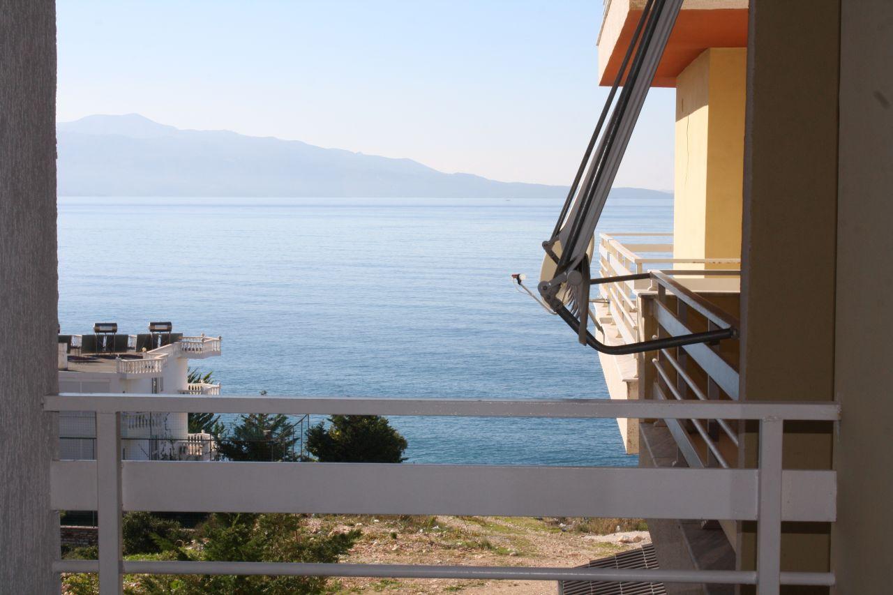 Shtepi pushimi ne Sarande. Apartamente me qera ne Shqiperi