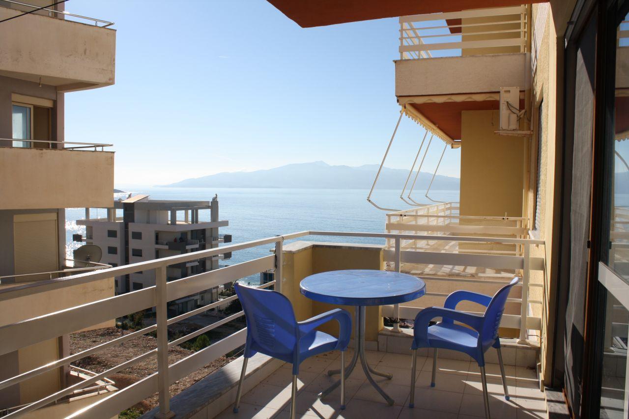Vacation Apartments in Saranda. Rent Apartments in Saranda Near the Sea