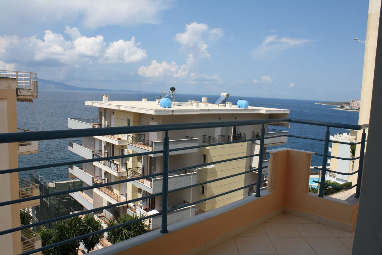 Rent Holiday Studio Apartment in Albania, Saranda.