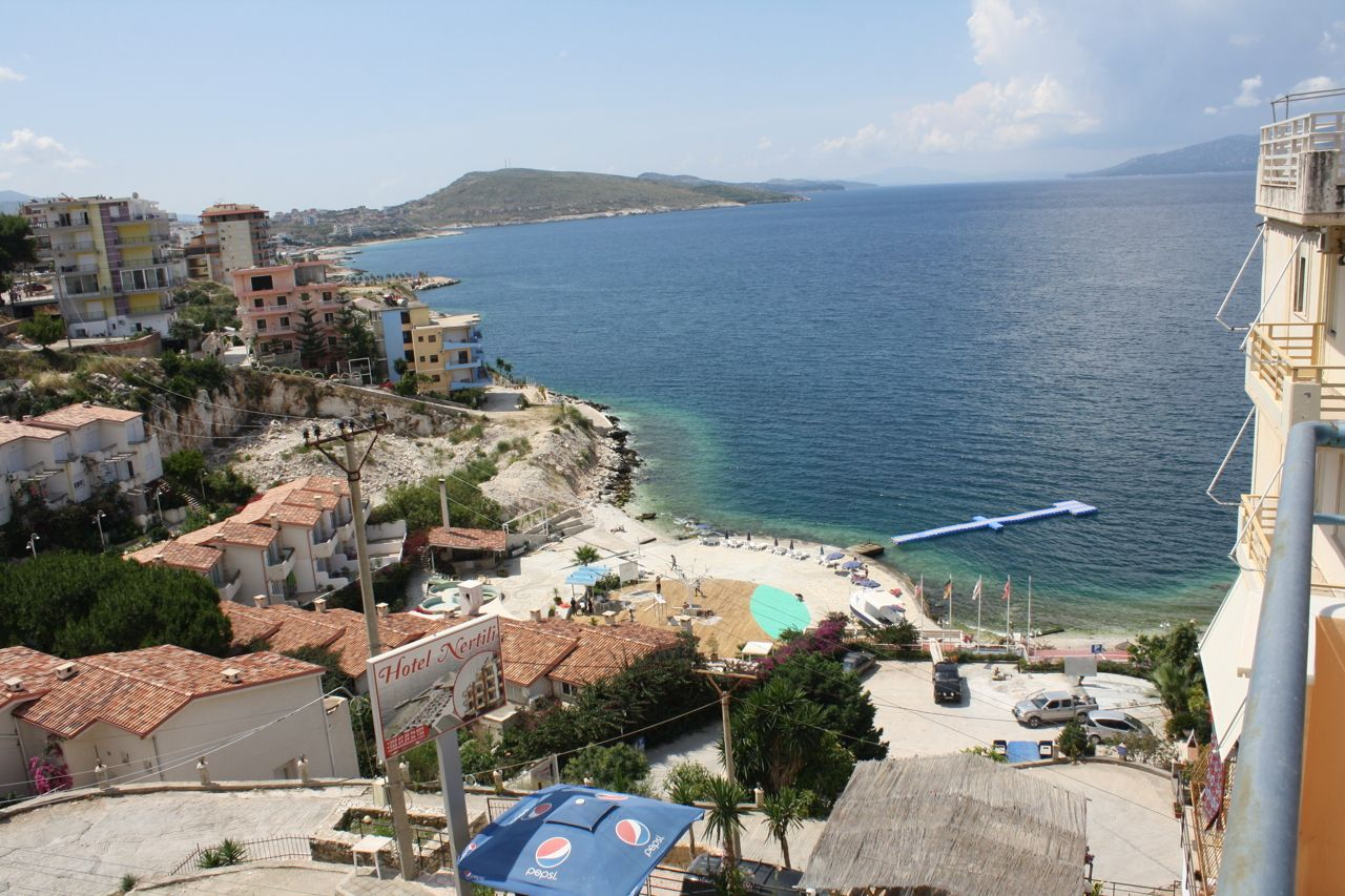 Rent Holiday Studio Apartment in Saranda Albania