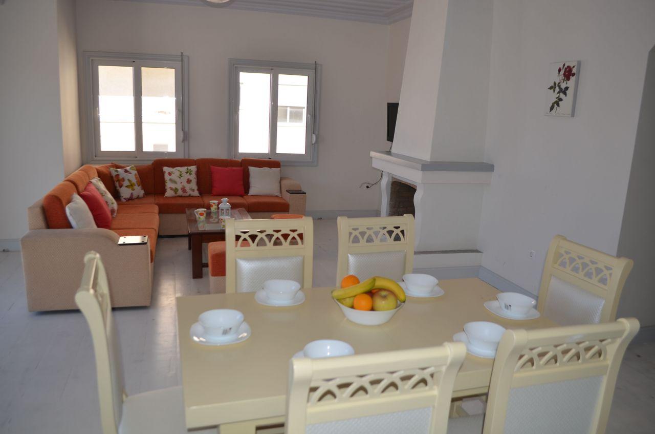 Rent Penthouse Apartment In Saranda Albania