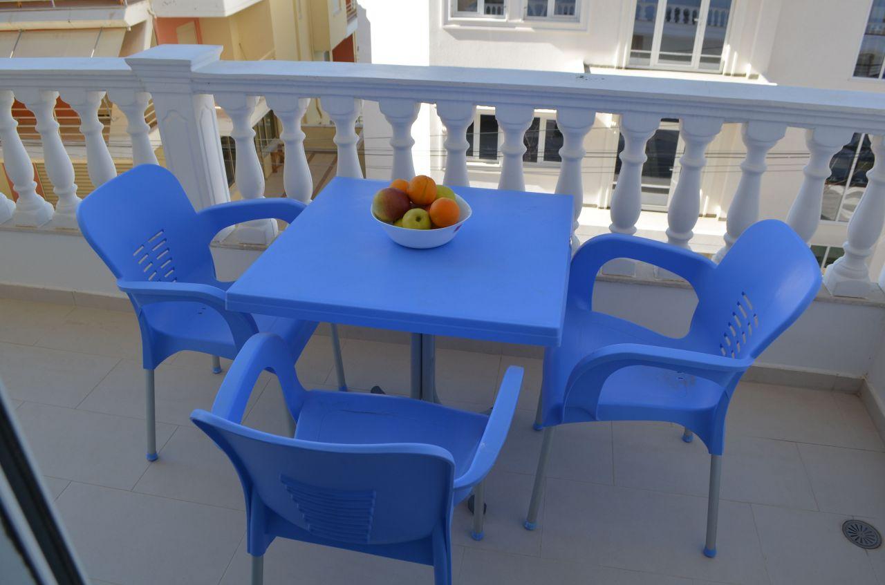 apartment for rent in saranda. vacation in saranda, albania