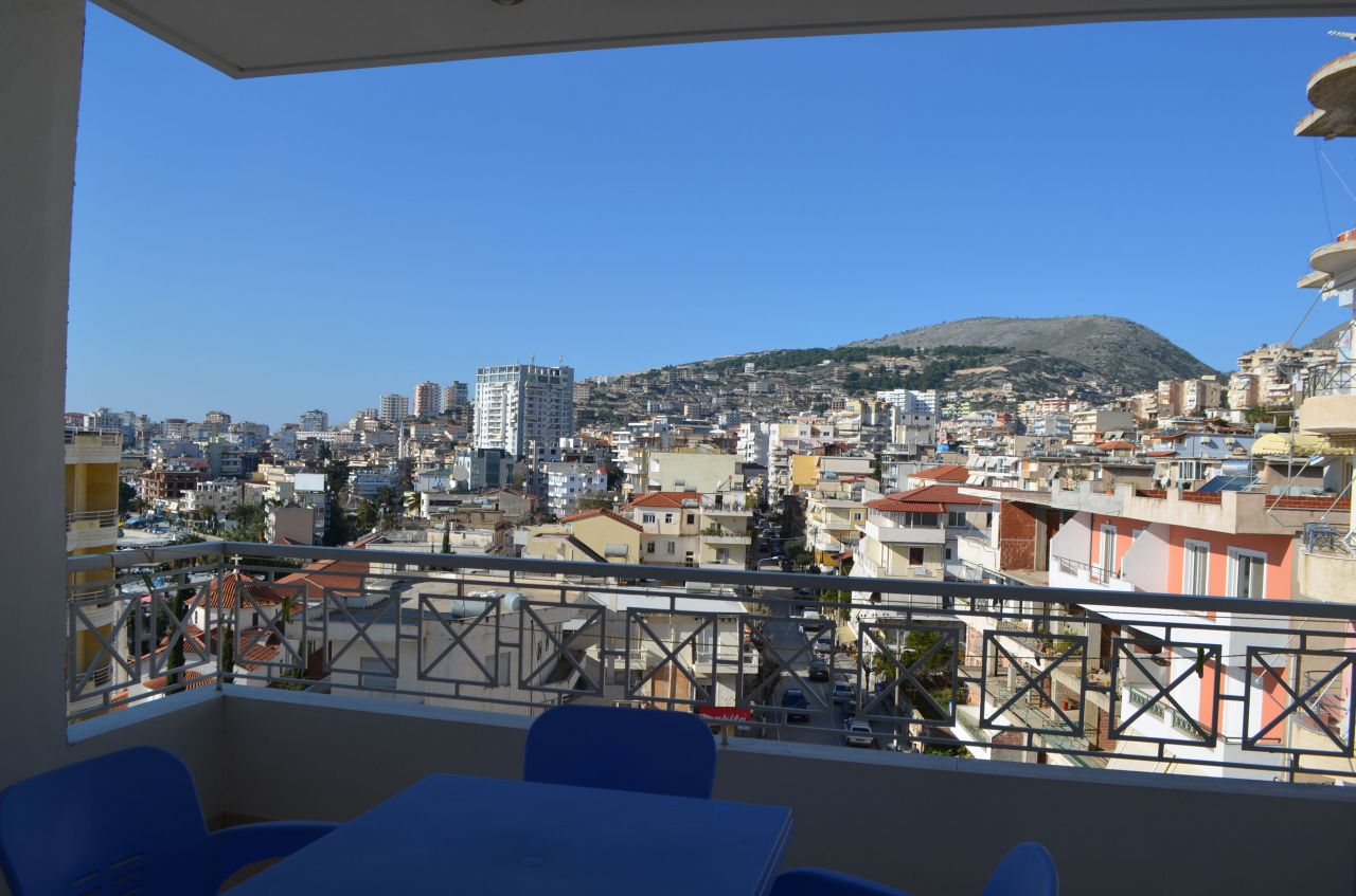 apartment for sale in saranda. apartment with sea view in albania