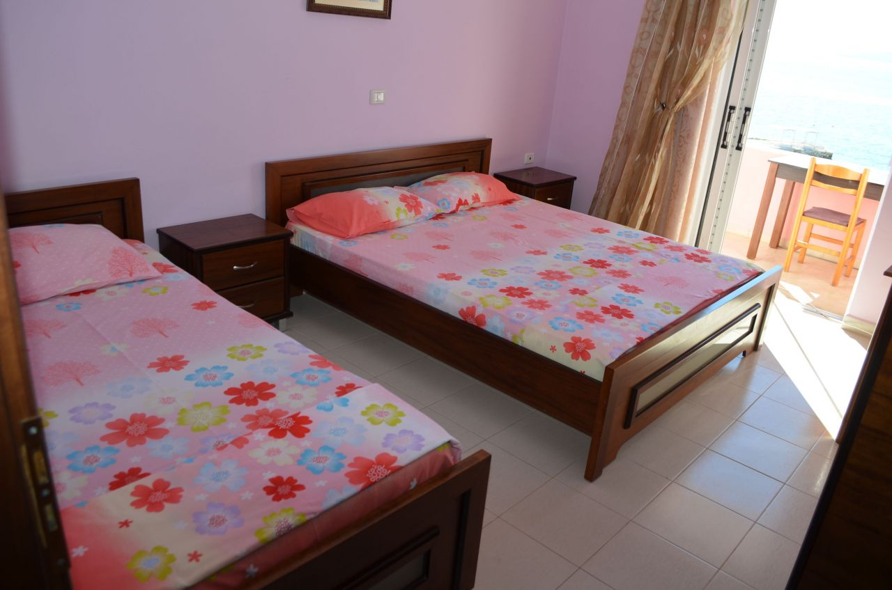 RENT HOLIDAY APARTMENT IN SARANDA. Sea view Apartment for rent in Albania.