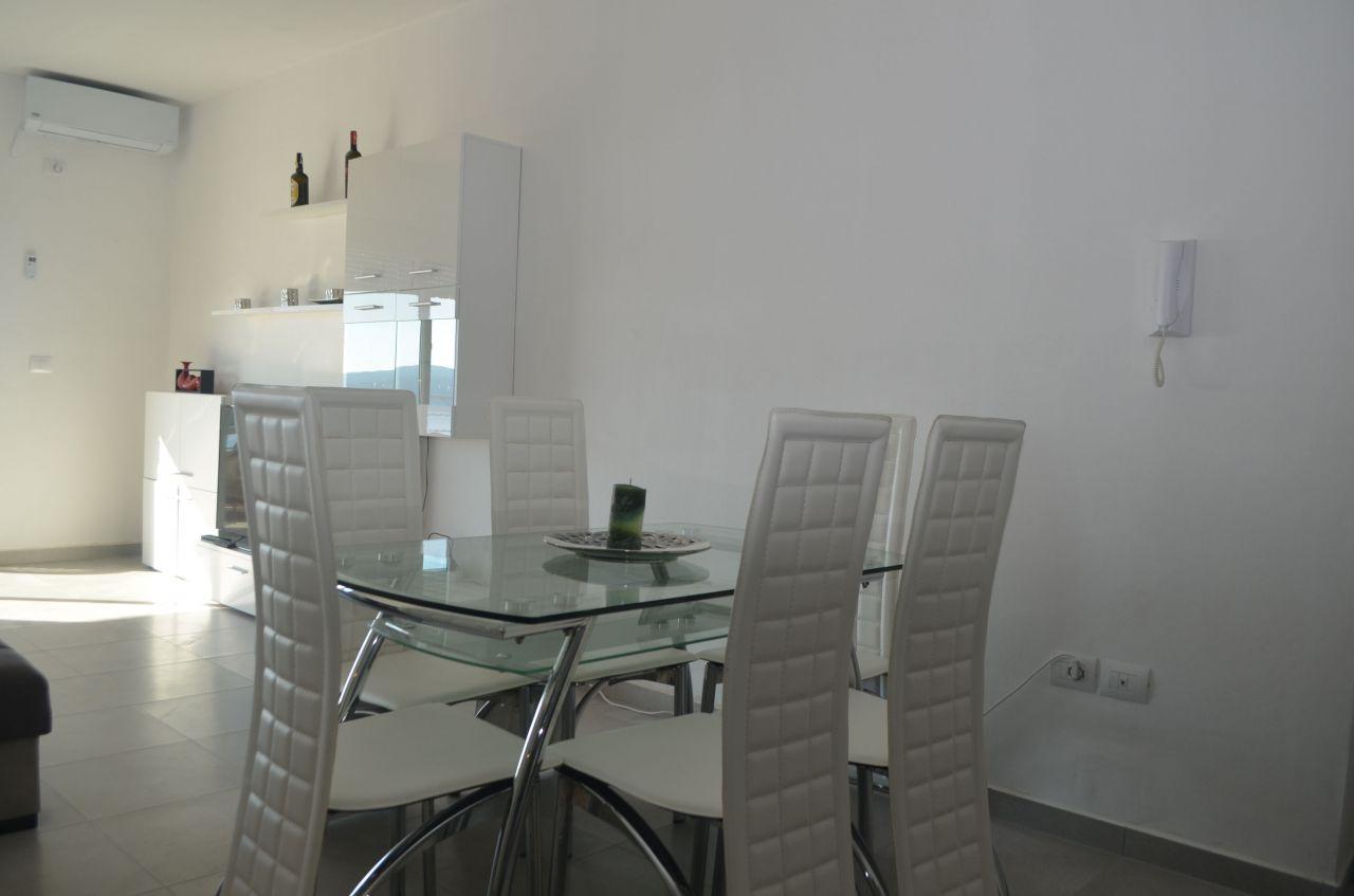Чудесная квартира АРЕНДА в Саранда. Апартаменты для отдыха в Албании