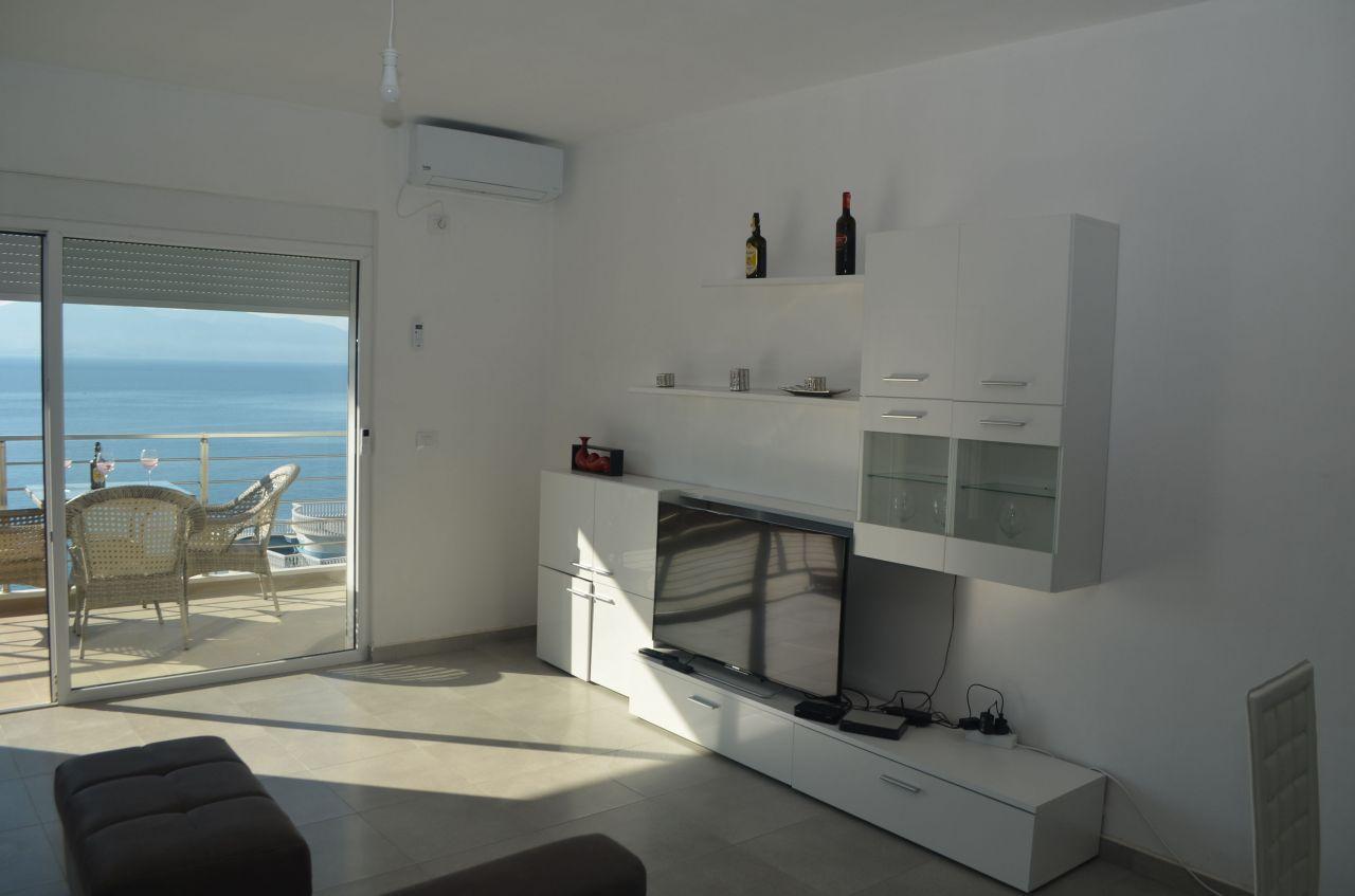Квартиры в аренду в Албании Около моря