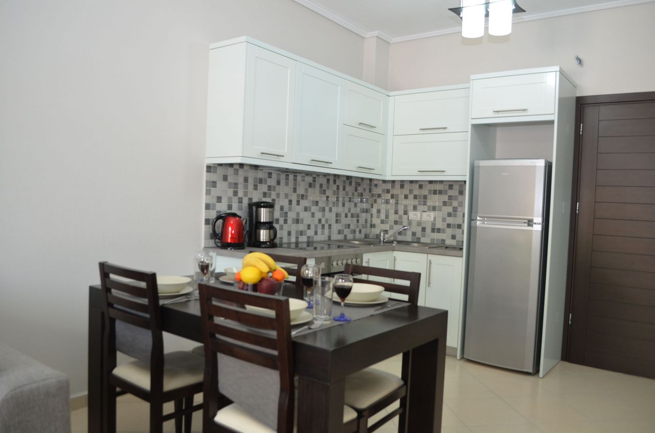 RENT HOLIDAY APARTMENT IN SARANDE. ENJOY VACATION IN ALBANIA