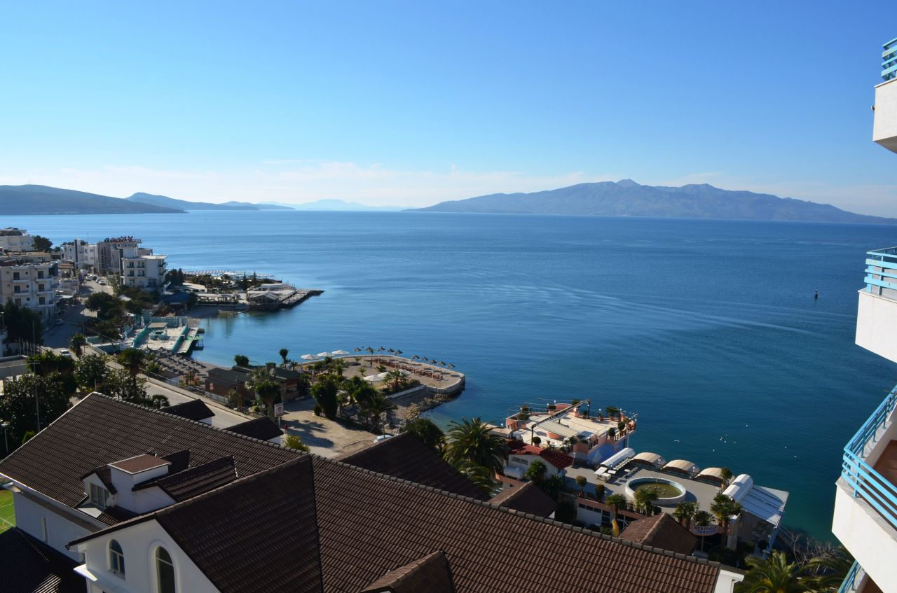 RENT HOLIDAY APARTMENT IN SARANDE ALBANIA