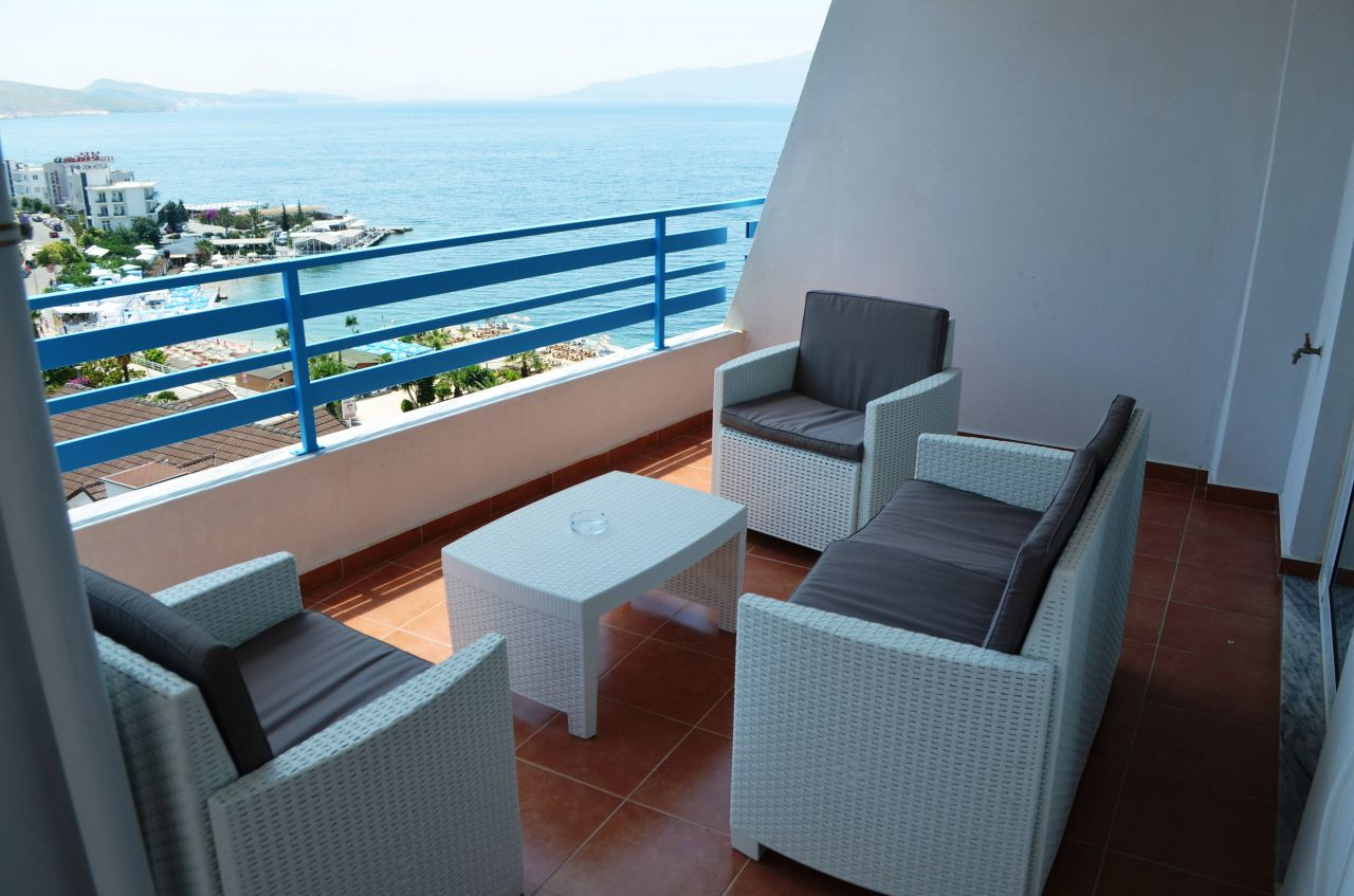 RENT HOLIDAY APARTMENT IN SARANDE ALBANIA