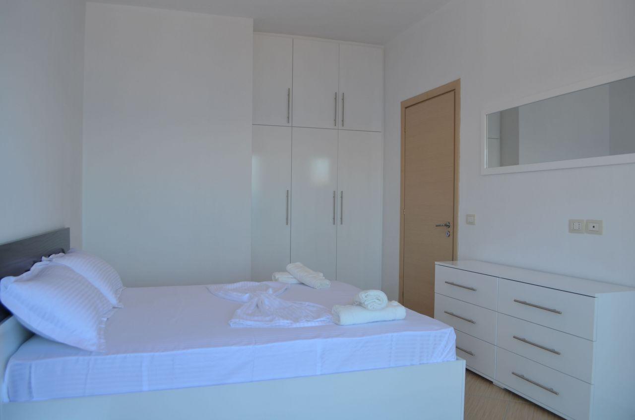 Appartamento per vacanze in Saranda, con una splendida vista