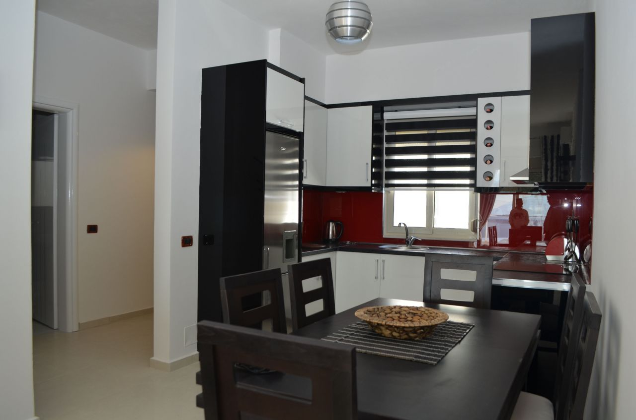 HOLIDAY APARTMENT IN SARANDE, WITH A BEAUTIFUL VIEW