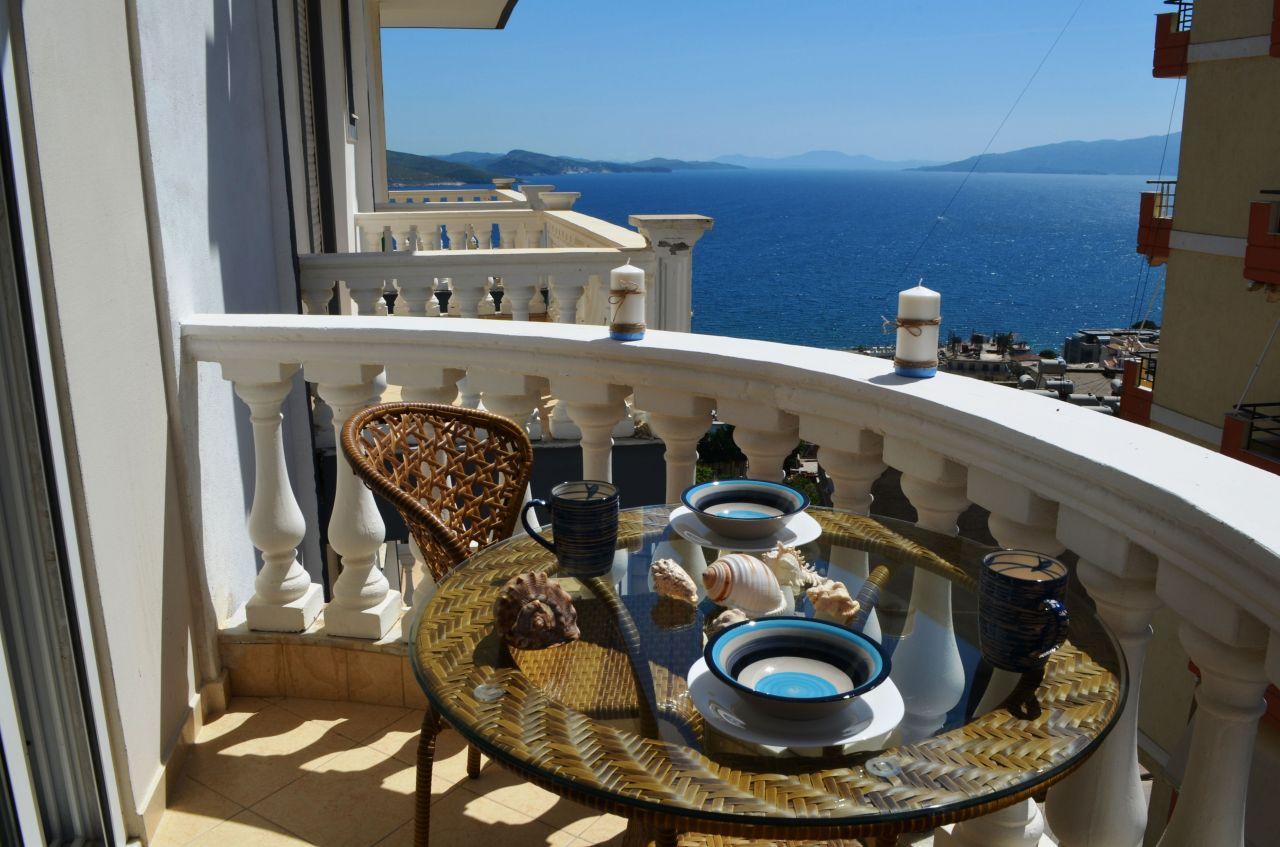 Holiday Apartment in Saranda, Enjoy holidays in Albania
