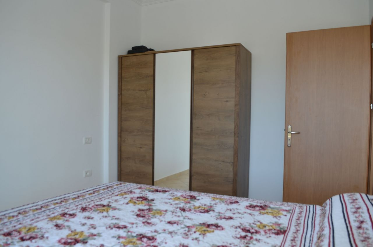 Holiday Apartment for Rent in Saranda, 50 meter from the sea