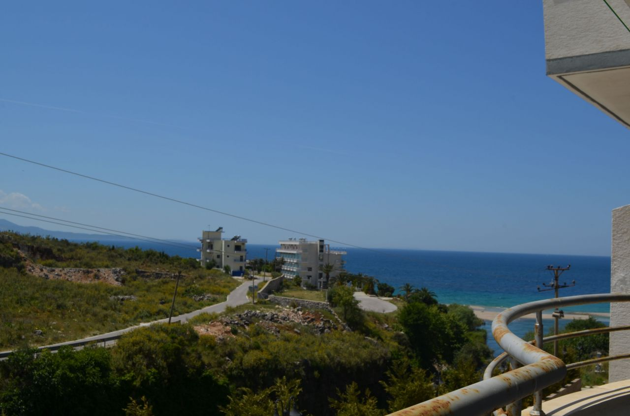 Holiday Apartment for Rent in Saranda, near the beach