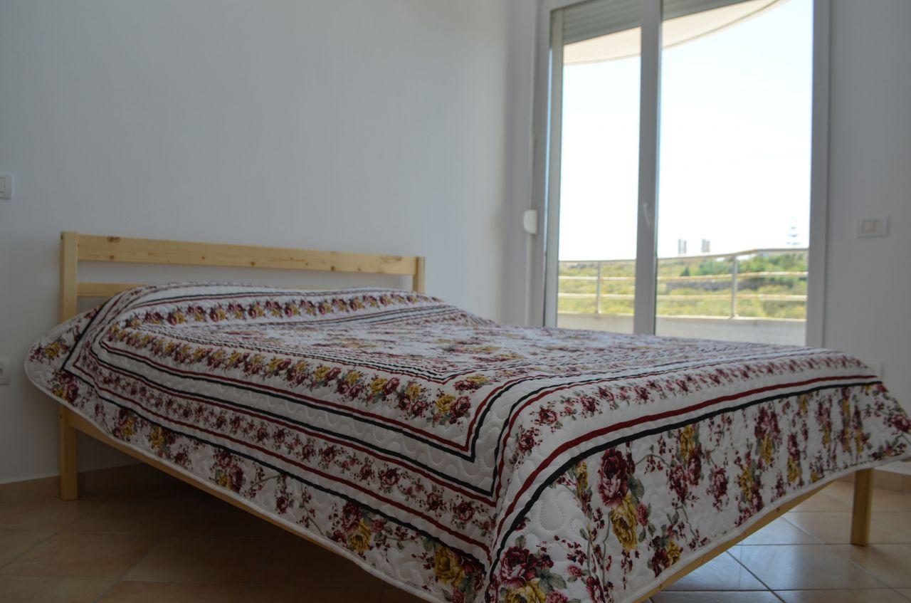 Квартира для отдыха в Саранде, недалеко от пляжа