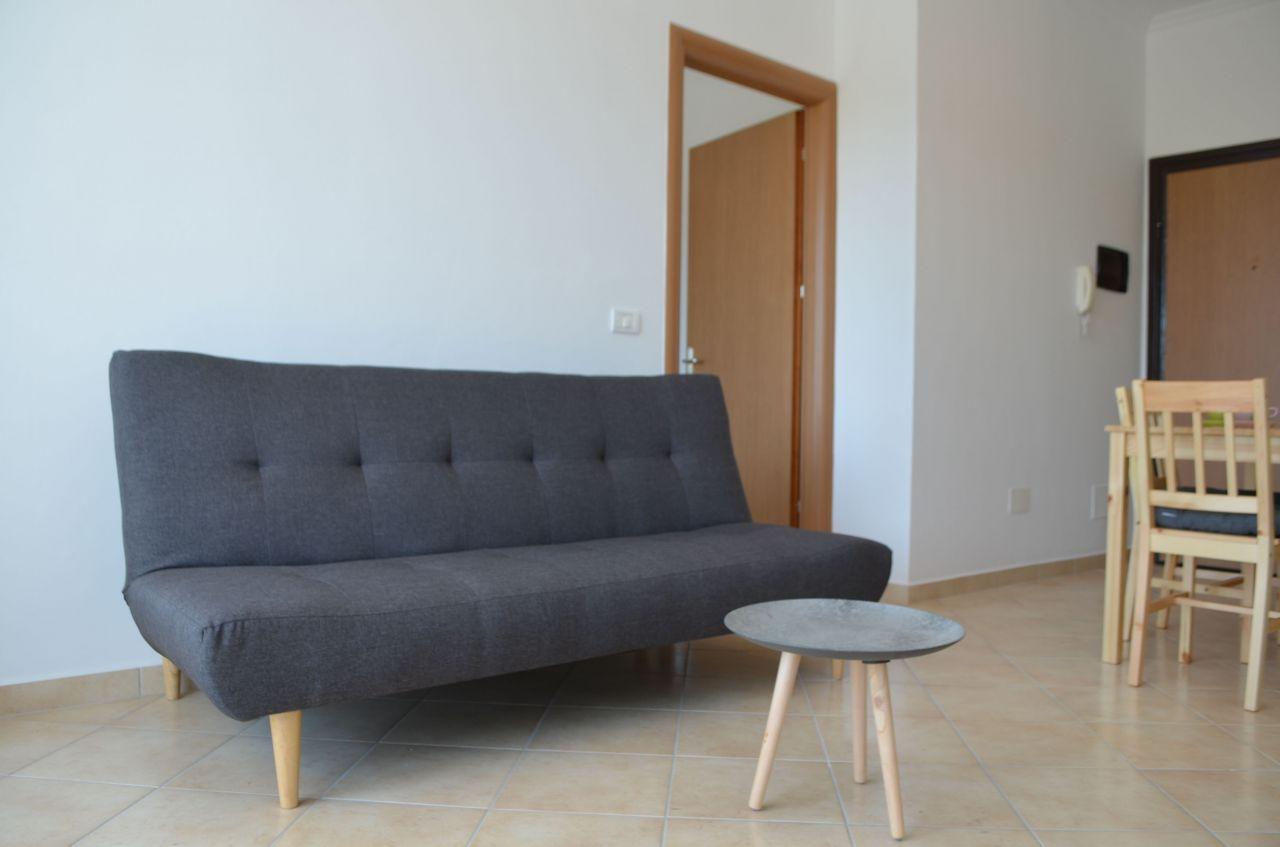 Квартира для отдыха в Саранде, в 50 метрах от моря