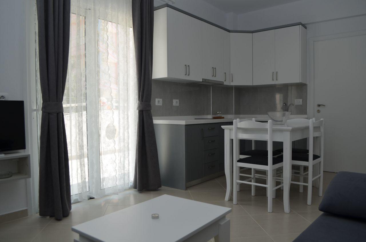 Снять квартиру в Саранде. Летние каникулы в Албании