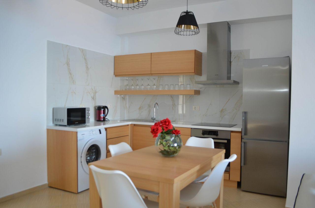 Luxurious Vacation Rental Apartment in Saranda