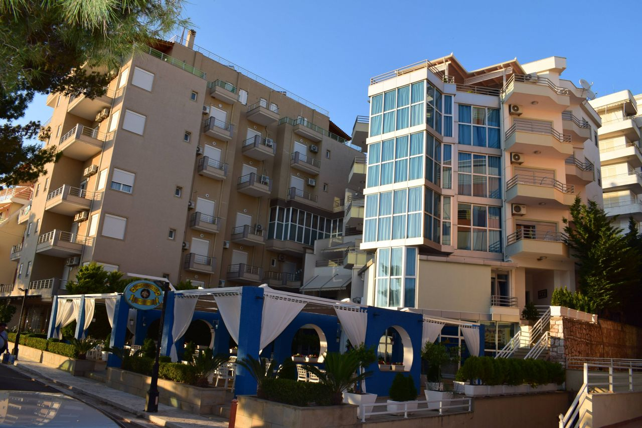HOLIDAY IN ALBANIA. RENT APARTMENTS IN SARANDA