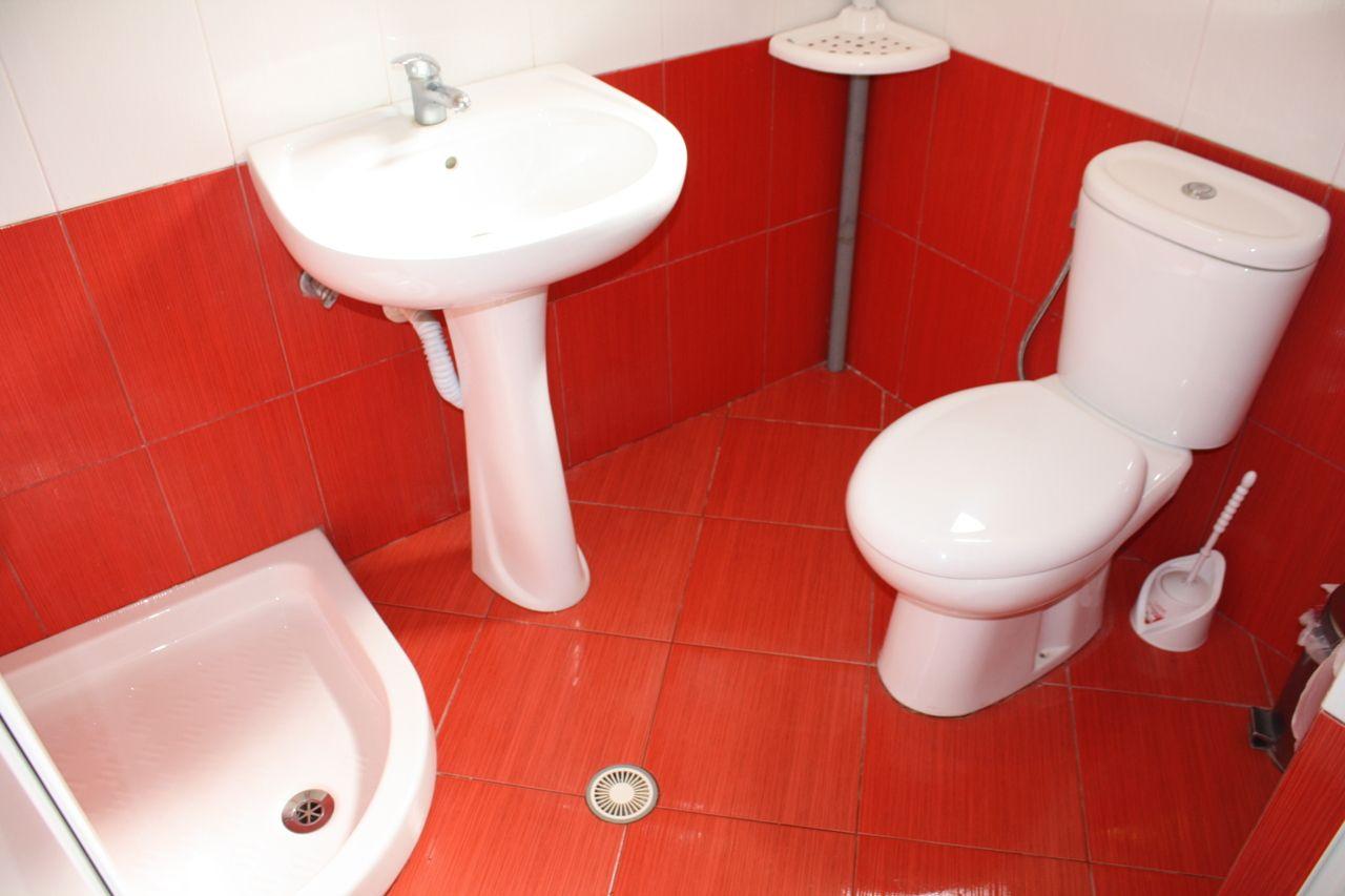 Studio apartment for rent in Saranda. Apartment for rent in Albania